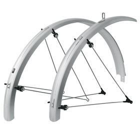 "SKS Bluemels B42 Mud Guard Set 28"" silver"